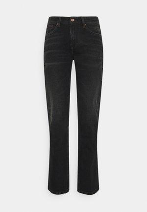 SCANTON SLIM - Slim fit jeans - denim black