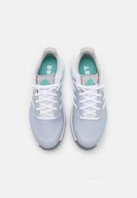 adidas Golf - EQT SPKL - Golf shoes - footwear white/acid mint - 3