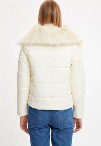 DeFacto - Winter jacket - ecru - 2