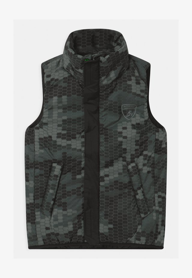 HEXAGON - Bodywarmer - grey telesto