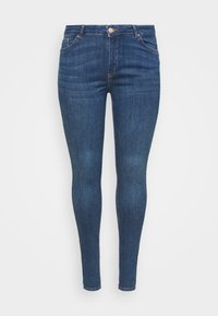 Pieces Curve - PCDELLY - Jeans Skinny Fit - medium blue denim - 3
