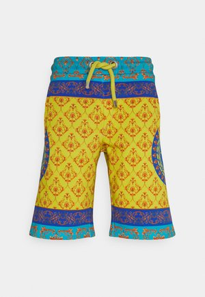 COLOURS UNISEX - Shorts - petrol