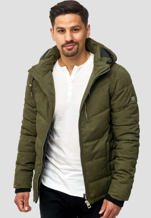 CIRCUS - Winter jacket - army