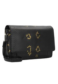 Cowboysbag - ONYX - Across body bag - snake black/gold - 2