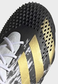 adidas Performance - Moulded stud football boots - white - 8