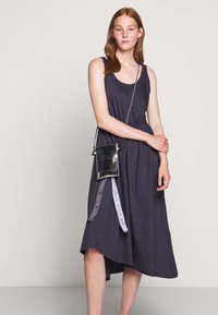 BLANCHE - DRAW DRESS TANK - Robe d'été - graphite - 4