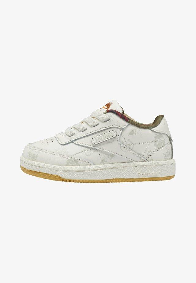 CLUB C 85 KUNG FU PANDA - Sneakers laag - white
