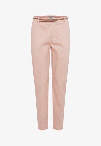 DAYS CIGARET - Trousers - rose tan
