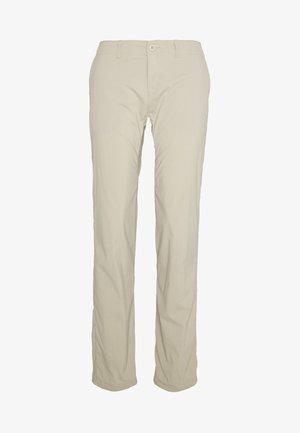 LIQUID ROCK PANTS - Outdoor trousers - hay beige