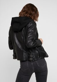 Gipsy - NOLA - Giacca di pelle - black - 2