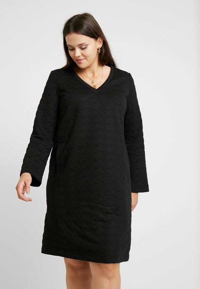 OMEGA - Vestido ligero - nero
