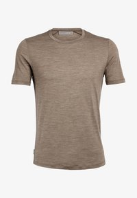 Icebreaker - MENS SPHERE CREWE - Basic T-shirt - brown - 5