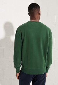 Superdry - Sweatshirt - dark green - 1