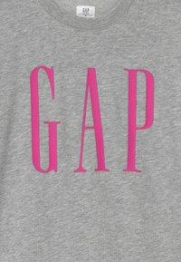 GAP - GIRLS LOGO - Day dress - light grey - 2