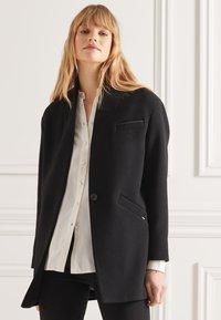Superdry - Short coat - black - 1