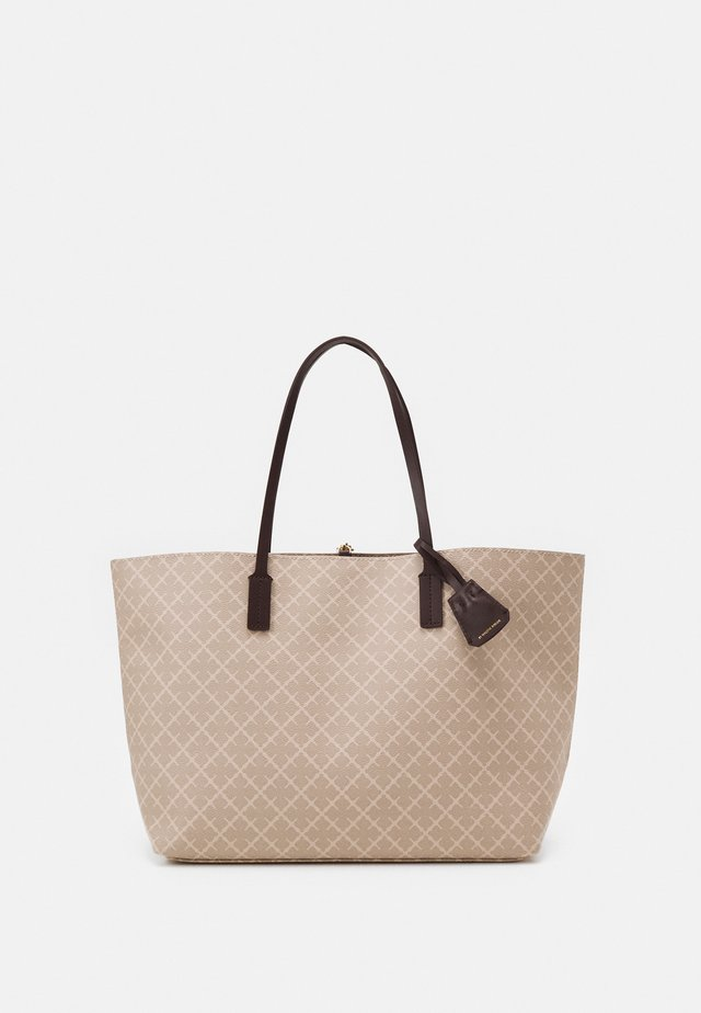 ABIGAIL - Tote bag - feather