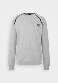 TREASS  - Sweatshirt - grey melee