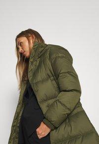 Marc O'Polo - BIG PUFFER COAT FILLED - Down coat - khaki - 4