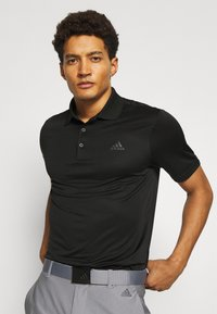 adidas Golf - PERFORMANCE - Poloshirt - black - 3