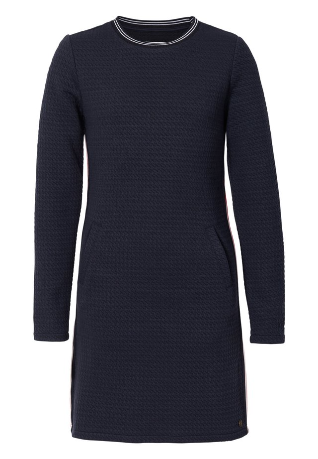 Jumper dress - deep navy