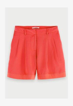 Shorts - raspberry