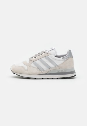 ZX 500 UNISEX - Tenisky - grey one/grey two/crystal white