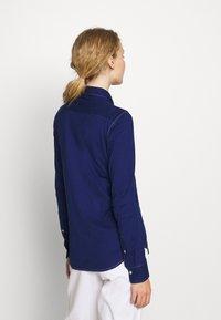 Polo Ralph Lauren - HEIDI LONG SLEEVE - Button-down blouse - holiday navy - 2