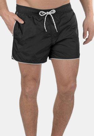 ZION - Swimming shorts - black