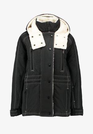 SNO ORBIT - Winter jacket - black
