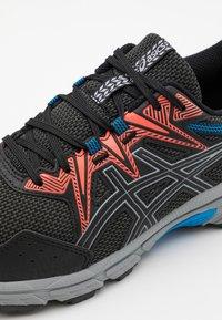 ASICS - GEL VENTURE 8 - Trail running shoes - graphite grey/sheet rock - 5