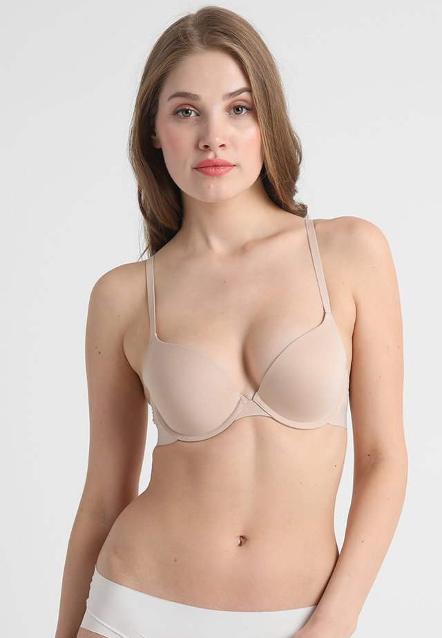 CLASSIC CUSTOM LIFT BRA - Biustonosz push-up - cashmere