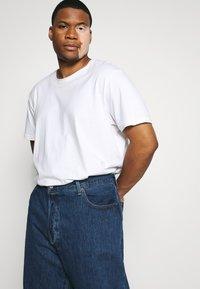 Levi's® Plus - 501 ORIGINAL - Jeans baggy - stonewash - 3