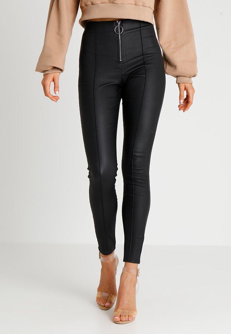 Tiger Mist - PENNY PANT - Kalhoty - black