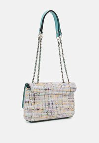Guess - CESSILY CONVERTIBLE BODY FLAP - Handbag - multi - 1