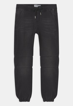 BOYS ULTRASTRETCH  - Relaxed fit jeans - black