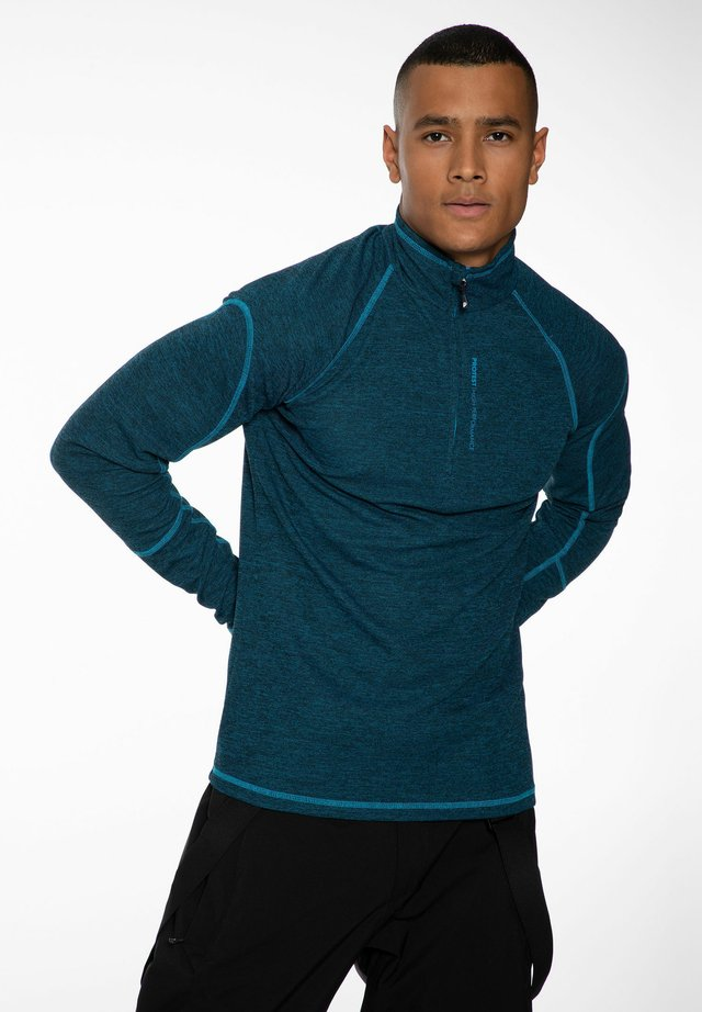 LOUISIANA 20 - Fleece jumper - space blue