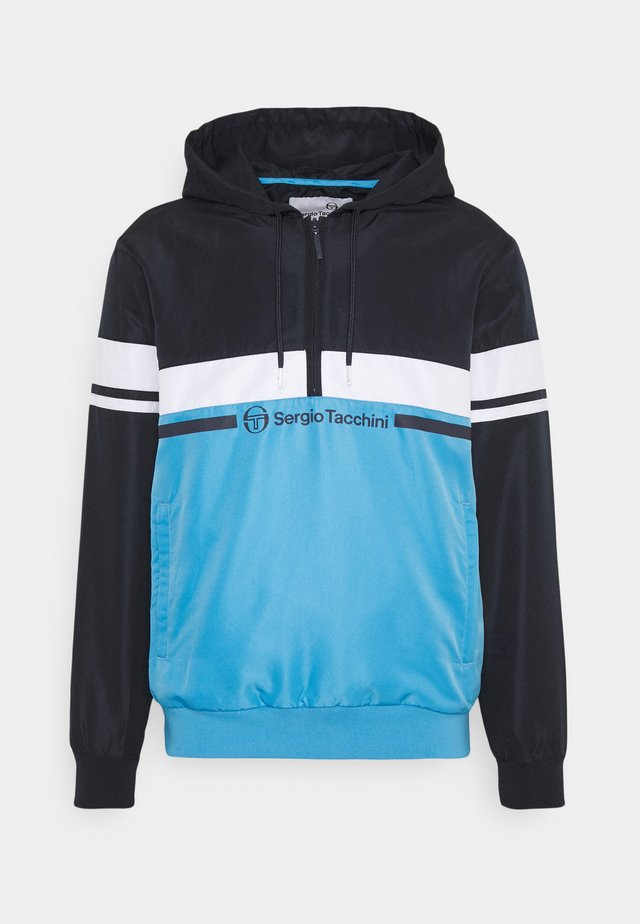 ANICE HOODIE - Veste de survêtement - night sky/azure blue
