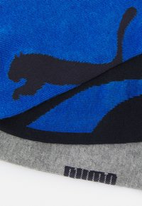 Puma - LIFESTYLE QUARTER 6 PACK UNISEX  - Calcetines de deporte - navy/grey/strong blue - 1