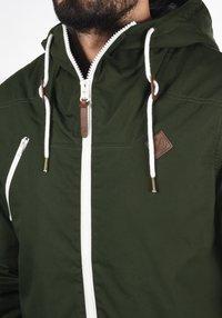 Solid - TILDEN - Light jacket - Climb Ivy - 3