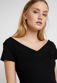 Anna Field - Day dress - rose/black - 4