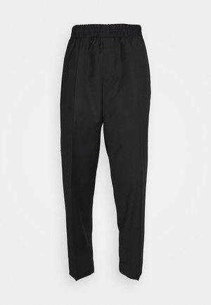 JALOUSIE UNISEX - Trousers - black