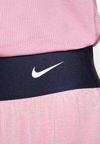 Nike Performance - SHORT - Träningsshorts - elemental pink/white - 4