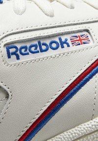 Reebok Classic - CLUB C 85 SHOES - Baskets basses - white - 8