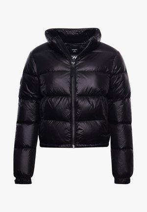 LUXE ALPINE - Gewatteerde jas - black
