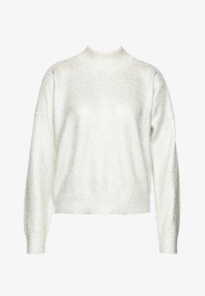 FEBONNEE - Jumper - white