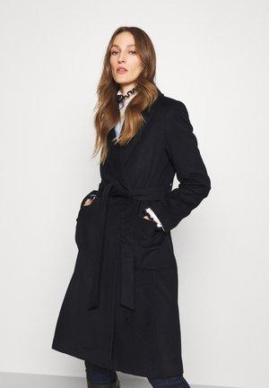 LINED COAT - Classic coat - regal navy