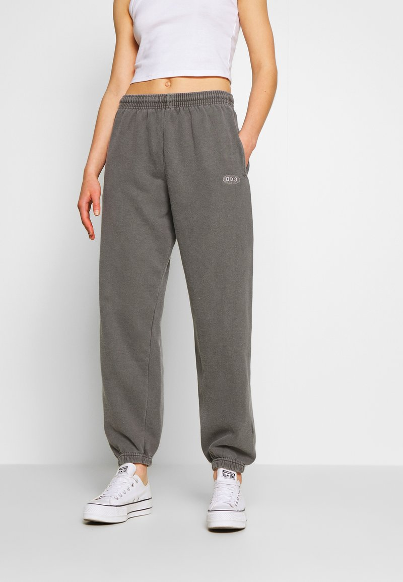 BDG Urban Outfitters - Tracksuit bottoms - charcoal