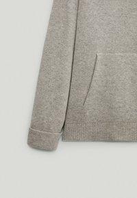Massimo Dutti - Jumper - light grey - 3
