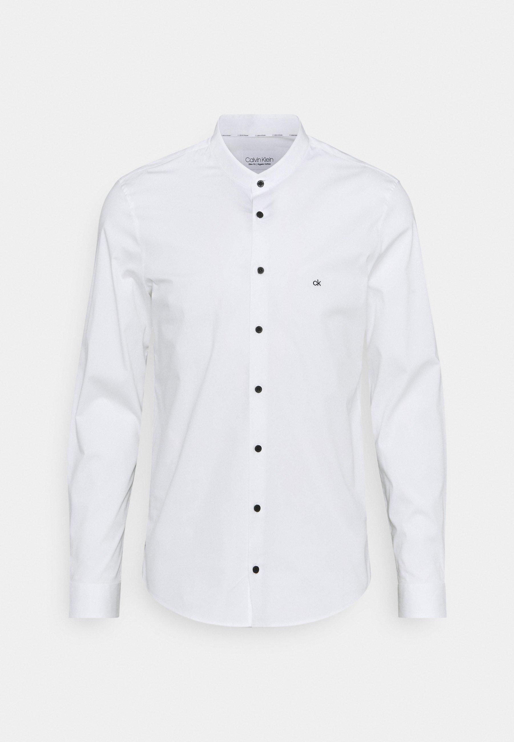 Uomo LOGO STRETCH SLIM - Camicia elegante