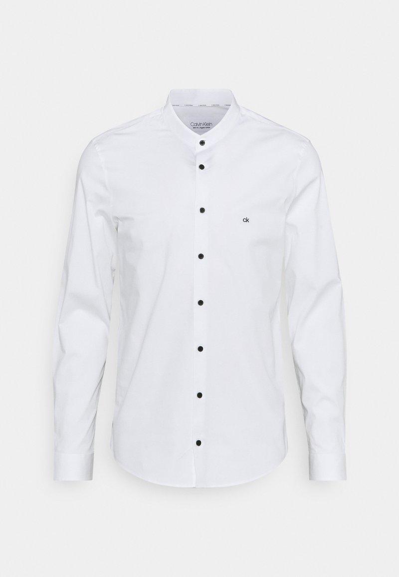 Calvin Klein Tailored - LOGO STRETCH SLIM - Formal shirt - white